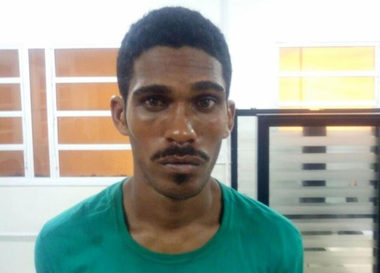 Adailton Soares foi preso nesta terça-feira e já era procurado pela polícia - Foto: Divulgação | SSP