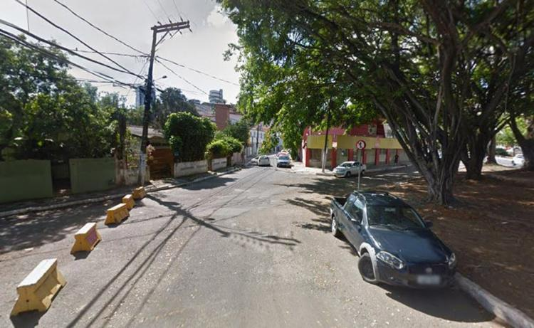 Crime aconteceu na rua Juazeiro, na região conhecida como rua do Canal - Foto: Reprodução l Google Maps