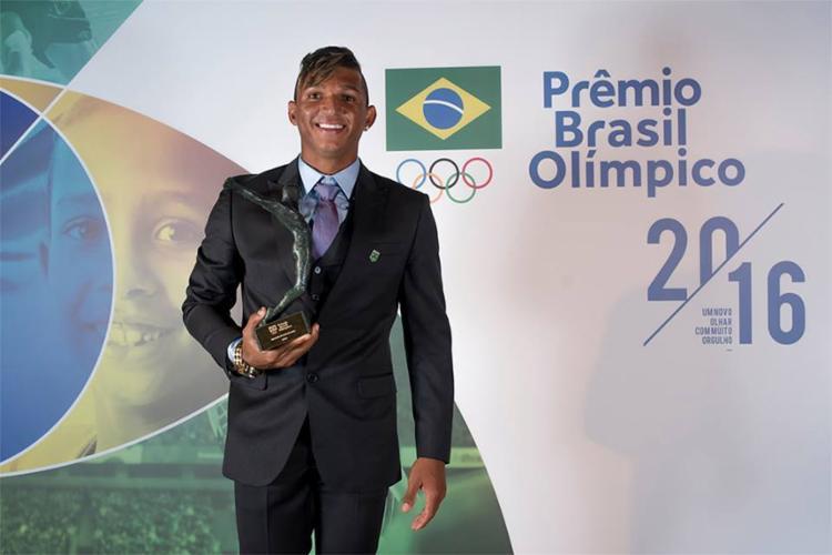 Canoísta baiano foi o primeiro brasileiro a conquistar três medalhas em uma mesma edição dos Jogos Olímpicos - Foto: Divulgação l Time Brasil