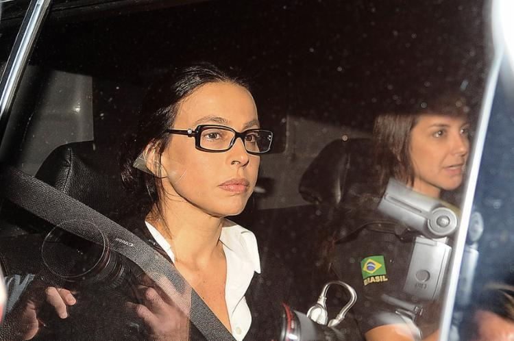 Adriana deixou presídio por decisão de juiz federal - Foto: Armando Paiva l Agif l Estadão Conteúdo