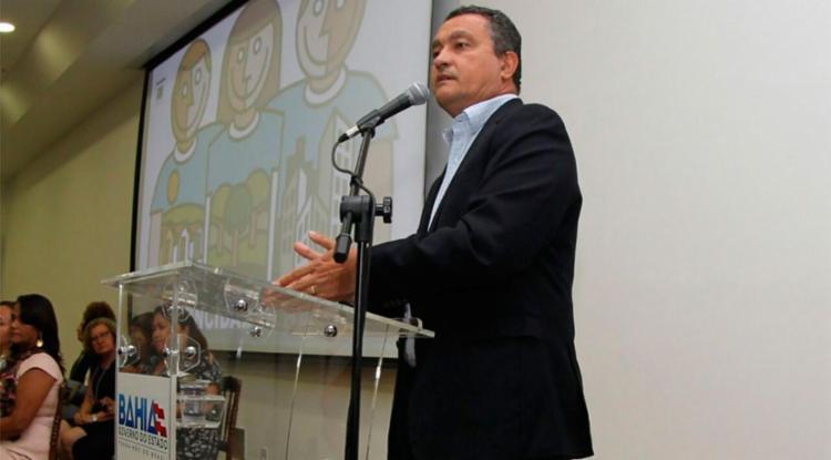 Rui participou de posse dos novos integrantes do Conselho das Cidades do estado - Foto: Mannu Dias | Divulgação | GOVBa