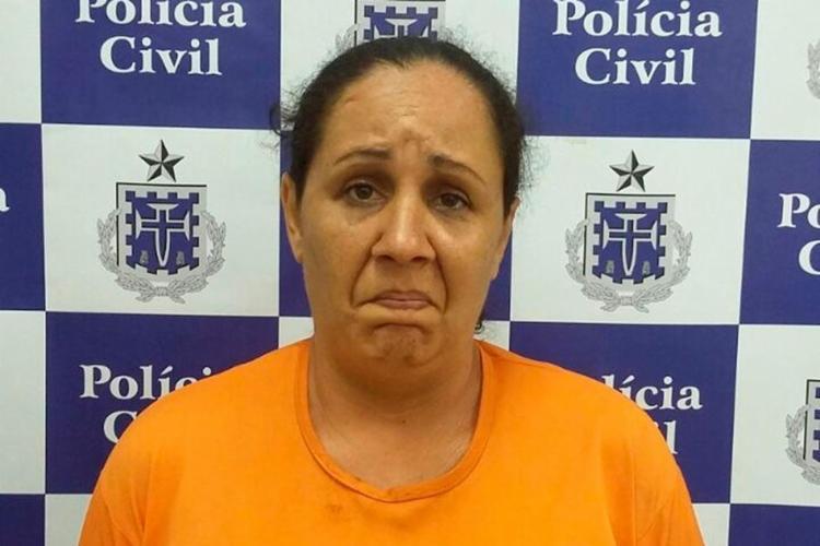 Pábola é investigada também por tráfico de drogas - Foto: Divulgação | Polícia Civil