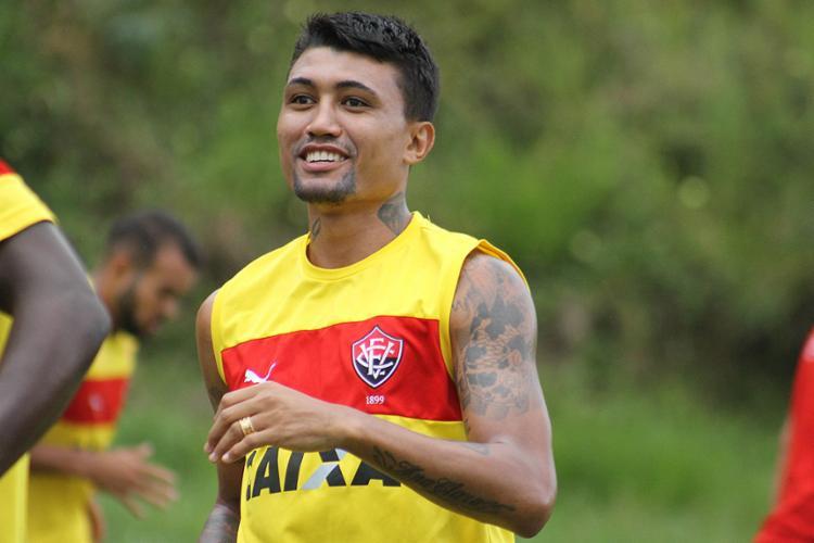 Kieza está perto de bater sua melhor média de gols - Foto: Maurícia Da Matta l EC Vitória
