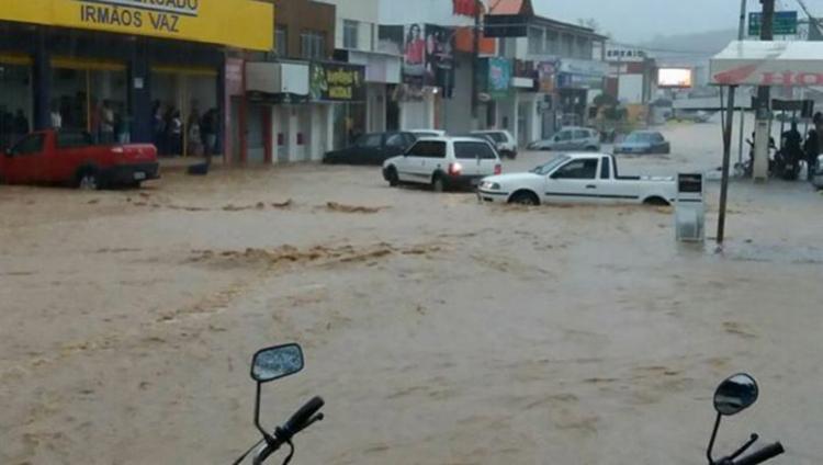 Sem chuva há mais de um ano, Jaguaquara teve a rotina mudada radicalmente - Foto: Luísa Barreto (BMF) l Divulgação
