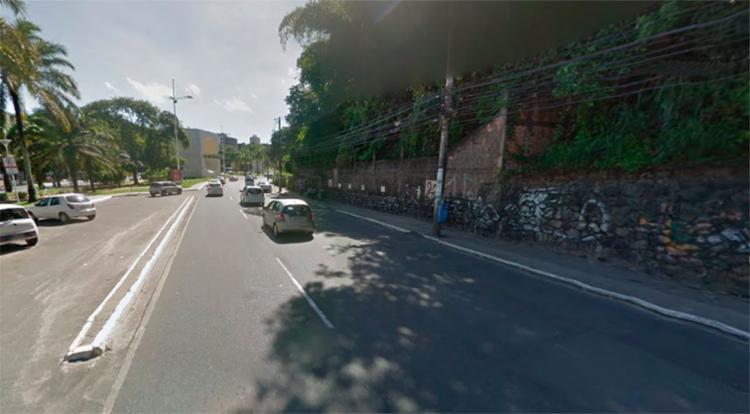 O crime aconteceu na madrugada desta sexta, 3 - Foto: Reprodução | Google Maps