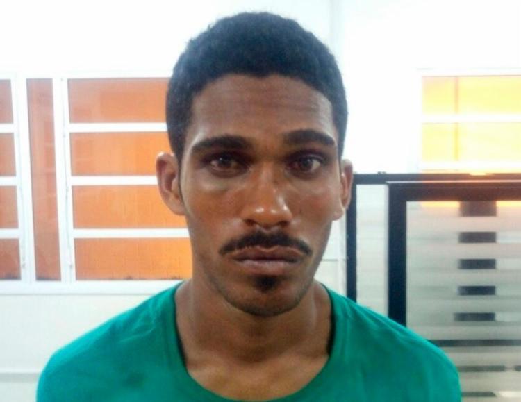 Adailton também é apontado como um dos líderes do tráfico em Cajazeiras - Foto: Divulgação | Polícia Civil
