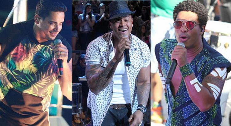 Harmonia, Léo Santana e Timbalada comandam