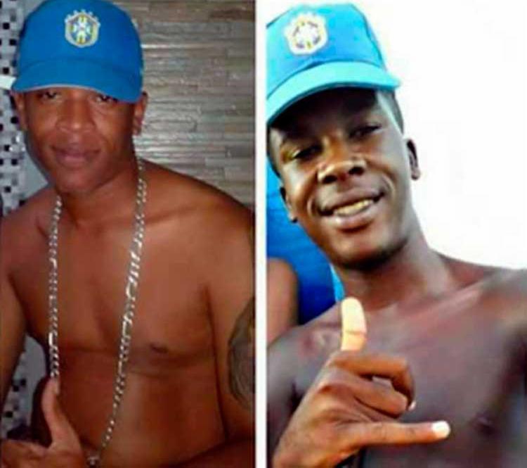Irmãos foram mortos em Conceição da Feira - Foto: Reprodução | Ichu Notícias
