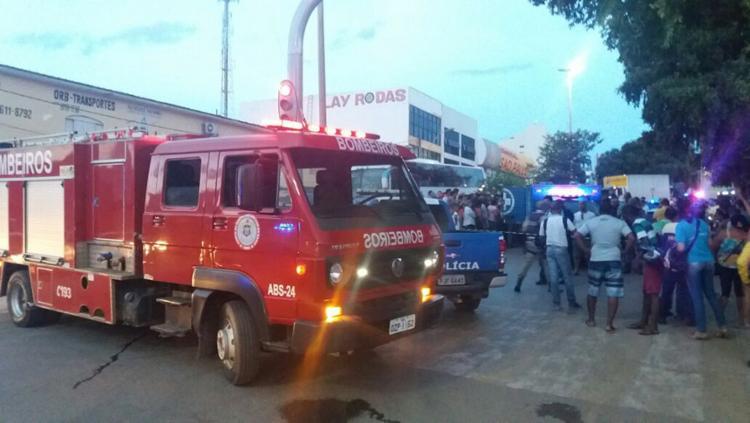 Crime ocorrido no Centro Histórico chocou moradores - Foto: Blog Sig Vilares l Divulgação