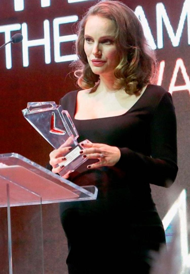 Natalie foi indicada ao Oscar de melhor atriz - Foto: Reprodução | Instagram
