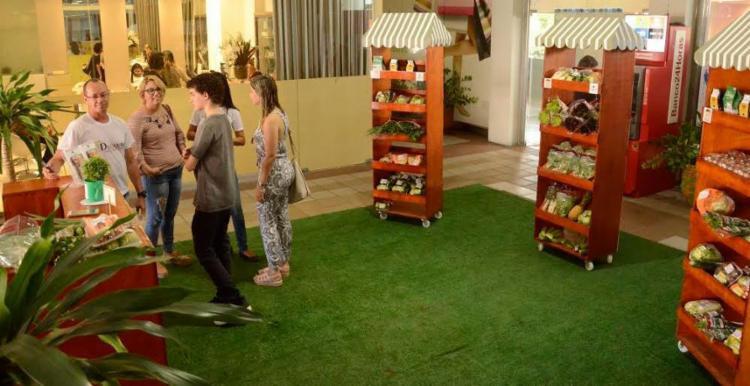 Feira vai vender produtos certificados como orgânicos - Foto: Divulgação