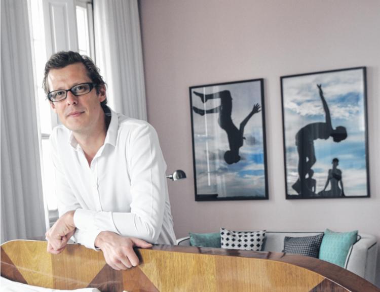 O premiado arquiteto norueguês Adam Kurdahl é o responsável pela reforma do Palace Hotel - Foto: Margarida Neide | Ag. A TARDE