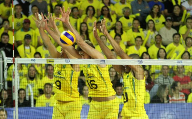 Brasil estreia na Liga Mundial no dia 2 de junho contra a Polônia - Foto: Alexandre Arruda | CBV