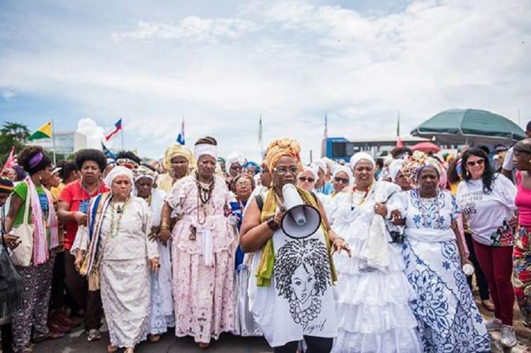 Nesta quarta-feira, 8, elas prometem parar tudo para protestar contra a violência - Foto: Reprodução