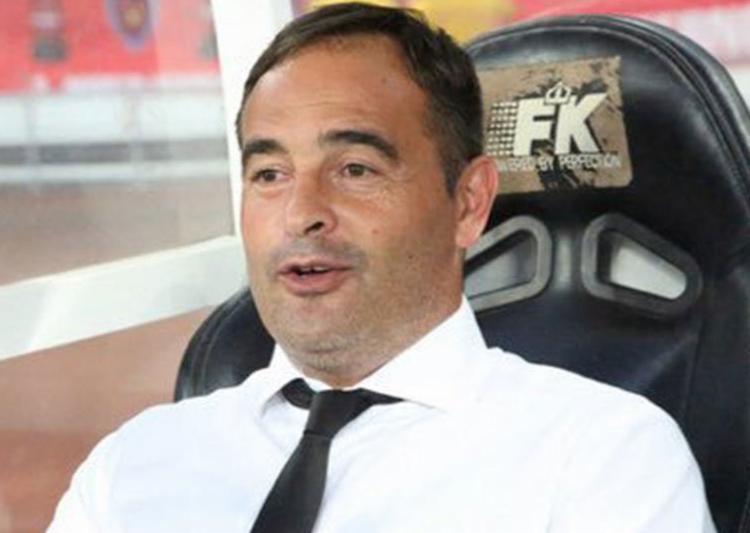 Bianchi é o quarto brasileiro a comandar a seleção de Angola - Foto: Reprodução   Twitter