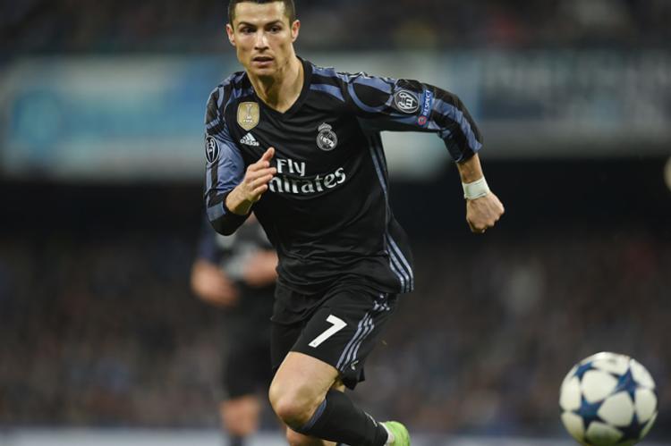 Cristiano faz parte do trio ofensivo do time - Foto: Filippo Monteforte | AFP