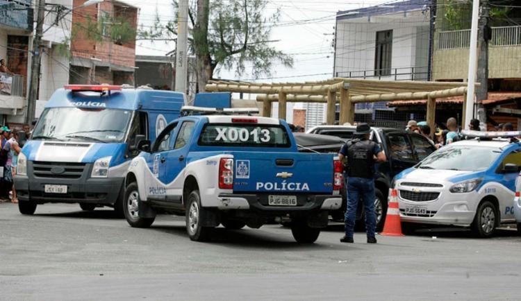 Gari foi atingido por 12 tiros em diversas partes do corpo - Foto: Edilson Lima | Ag. A TARDE