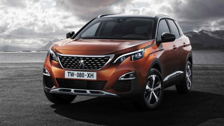 O novo crossover Peugeot - Foto: Divulgação Peugeot