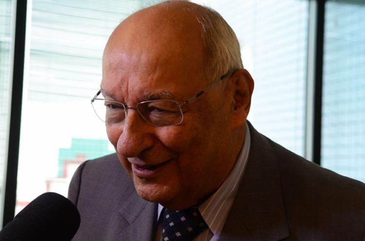 O jurista Ives Gandra discursou sobre a reforma política e tributária - Foto: Rovena Rosa | Ag. Brasil