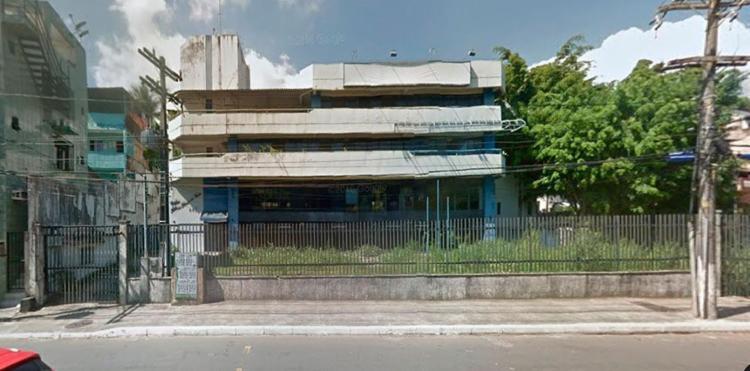 No local já funcionou uma unidade da Dataprev, mas atualmente o imóvel está desocupado - Foto: Reprodução | Google Maps