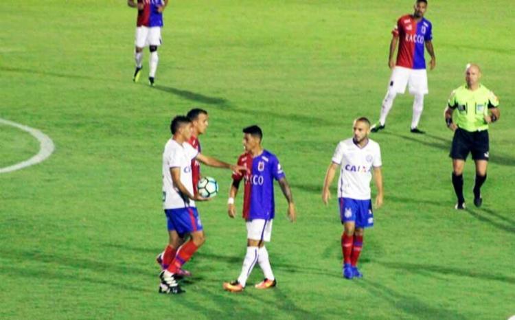 Esquadrão não atuou bem em Curitiba e perdeu a invencibilidade na temporada - Foto: Jayme Brandão   EC Bahia