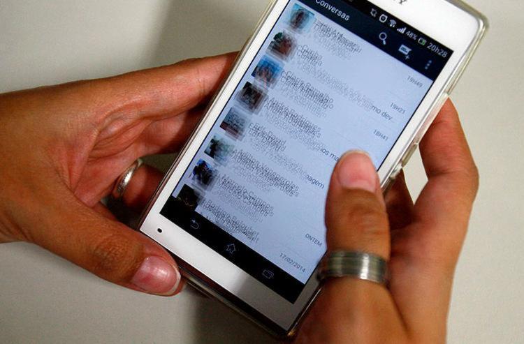 O ghosting pode acontecer em qualquer rede social ou aplicativo de relacionamento - Foto: Agência A TARDE