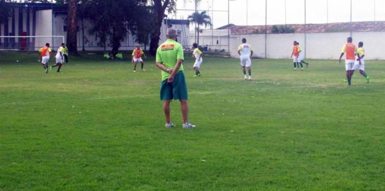 Na 3ª colocação do Baianão, o Fluminense tem se refoçado - Foto: Divulgação | Fluminense de Feira