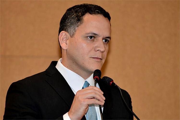 Pablo Barroso participou da visita do ministro das Cidades às obras do sistema metroviário - Foto: Reprodução l TV Servidor
