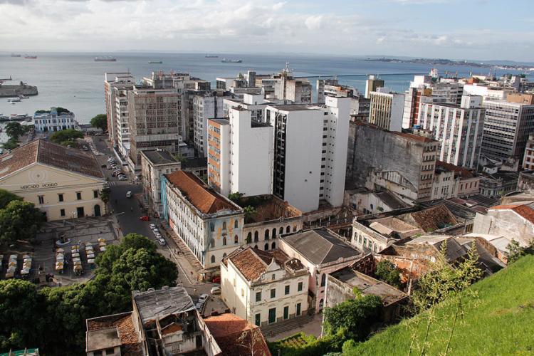 Bairro do Comércio sofrerá intervenções que serão capitalizadas politicamente - Foto: Joá Souza l Ag. A TARDE