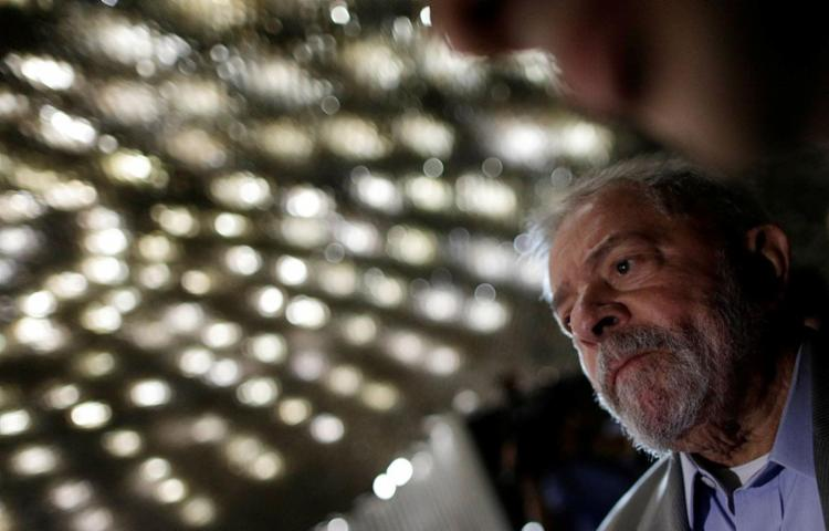 Agentes envolvidos na operação de prisão do ex-presidente Lula consideram negociação com a defesa - Foto: Ueslei Marcelino | Reuters | 29.08.2016