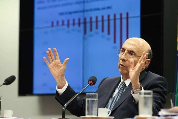 Henrique Meirelles é o candidato pelo MDB à Presidência da República - Foto: Fabio Rodrigues Pozzebom l Agência Brasil