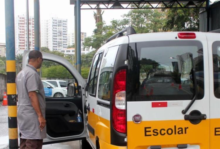 Cerca de mil veículos serão fiscalizados pela Secretaria Municipal de Mobilidade (Semob) até o dia 10 de agosto - Foto: Divulgação   Secom