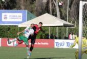 Com gol nos acréscimos, Vitória arranca empate em Conquista | Foto: