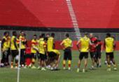 Vitória precisa reverter vantagem do Paraná para seguir na Copa do Brasil | Foto: