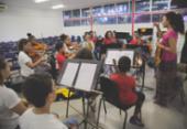Neojiba abre seleção para primeira orquestra infantil da Bahia | Foto: