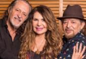 Concha Acústica recebe Alceu, Elba e Geraldo Azevedo neste sábado | Foto: