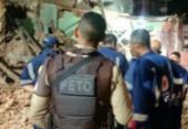 Polícia abre inquérito para investigar desabamento na Soledade | Foto: