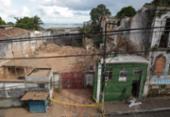 Homem nega propriedade de casarão que desabou na Soledade | Foto: