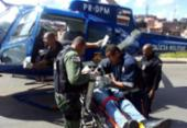 Graer transporta vítimas de acidente na Av. Gal Costa | Foto: