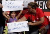 Após confronto com PM, centrais sindicais param parcialmente a Estrada do Coco | Foto: