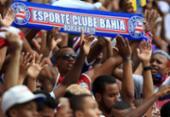 Bahia x Santos: 12 mil ingressos já foram vendidos | Foto: Felipe Oliveira | EC Bahia