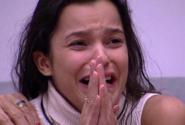 BBB17: internautas questionam reação de Emilly após expulsão do 'namorado'