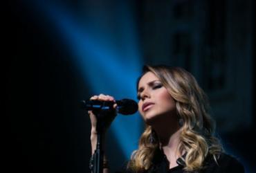 """Sandy chega a Salvador com a turnê """"Meu Canto"""""""