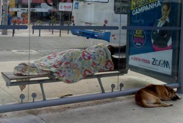 Mais de 14 mil pessoas vivem nas ruas de Salvador sem garantia de direitos