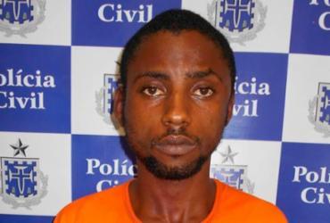 Suspeito de matar criança em 2015 é preso em Fazenda Grande II