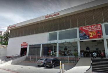 Concessionária de motos é assaltada na Vila Laura, diz polícia