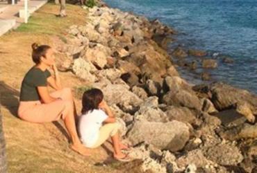 Ivete Sangalo não resiste e posta foto com filho