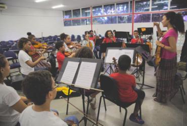 Neojiba abre seleção para primeira orquestra infantil da Bahia