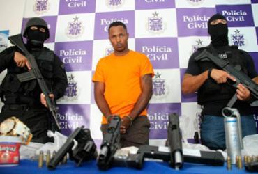 Suspeito de tráfico de drogas é preso em operação no Nordeste de Amaralina