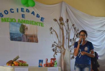 Estudantes de Valente realizam projeto sobre ações sustentáveis